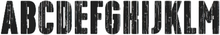 Toppo Regular otf (400) Font LOWERCASE
