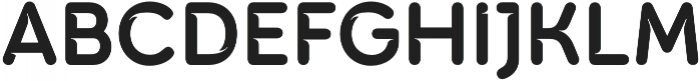 Torus Notched SemiBold otf (600) Font UPPERCASE