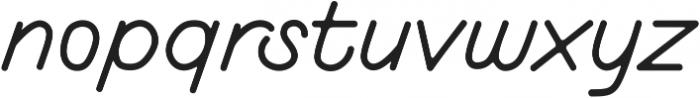 Totypena otf (400) Font LOWERCASE