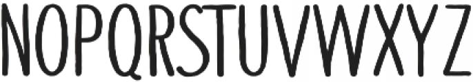 Touch Tone Medium otf (500) Font UPPERCASE