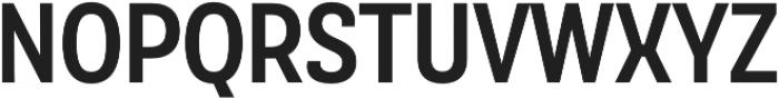 TouchMe Sans Bold otf (700) Font UPPERCASE