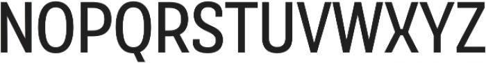 TouchMe Sans SemiBold otf (600) Font UPPERCASE