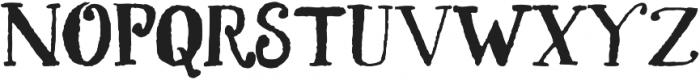 Toxine otf (400) Font UPPERCASE