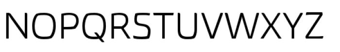 Torcao Extended Regular Font UPPERCASE