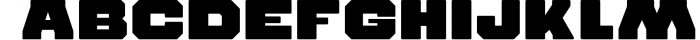 Tondi Republk 2018 Bundle 11 Font UPPERCASE
