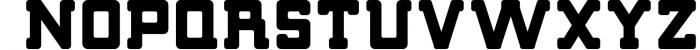 Tondi Republk 2018 Bundle 1 Font UPPERCASE