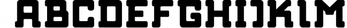 Tondi Republk 2018 Bundle 1 Font LOWERCASE