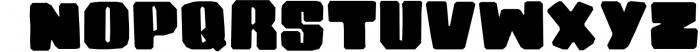 Tondi Republk 2018 Bundle 2 Font UPPERCASE