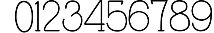Tondi Republk 2018 Bundle 3 Font OTHER CHARS