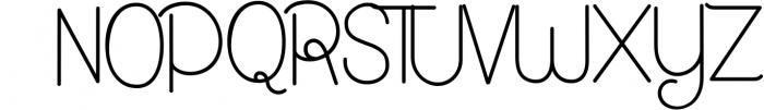 Tondi Republk 2018 Bundle 3 Font UPPERCASE