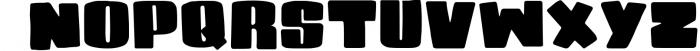 Tondi Republk 2018 Bundle 4 Font LOWERCASE