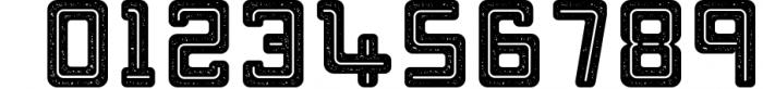 Tondi Republk 2018 Bundle 5 Font OTHER CHARS