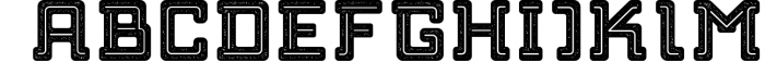 Tondi Republk 2018 Bundle 5 Font UPPERCASE