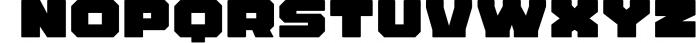 Tondi Republk 2018 Bundle 7 Font UPPERCASE