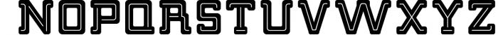 Tondi Republk 2018 Bundle Font UPPERCASE