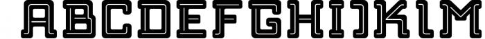 Tondi Republk 2018 Bundle Font LOWERCASE