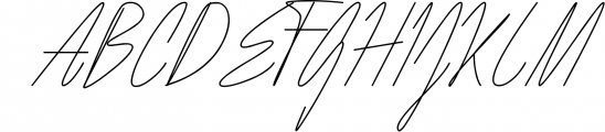 Town Hill Font UPPERCASE