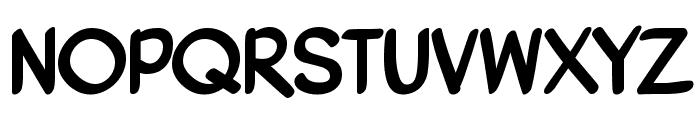 TONIO 2 Font UPPERCASE