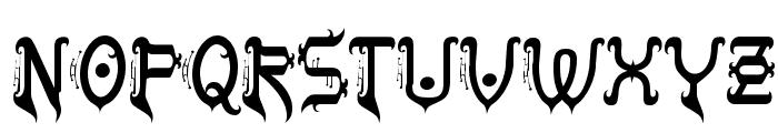 TobinTax-Regular Font UPPERCASE