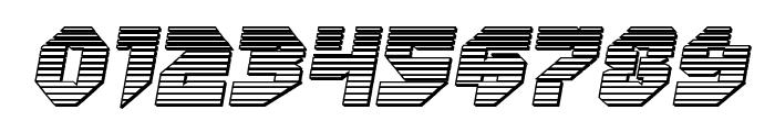 Tokyo Drifter Chrome Font OTHER CHARS