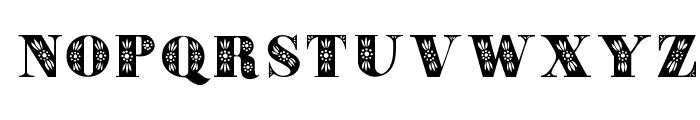 ToleCaps Font LOWERCASE
