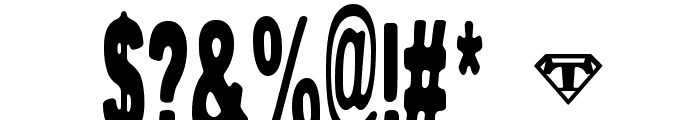Tom-Bombadill Font OTHER CHARS