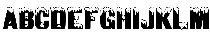 ToneAndDebs Font LOWERCASE