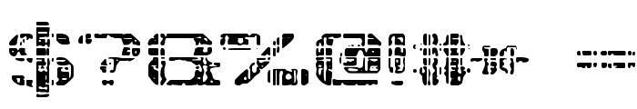 Tonik BRK Font OTHER CHARS