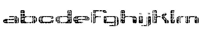 Tonik BRK Font LOWERCASE