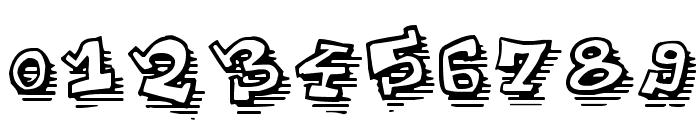 ToonLandShad Font OTHER CHARS