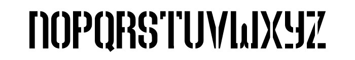 Top Secret  Font UPPERCASE