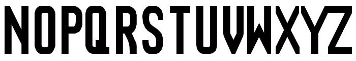 Topaz New Font UPPERCASE