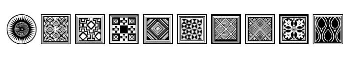 Torajamatra Font OTHER CHARS