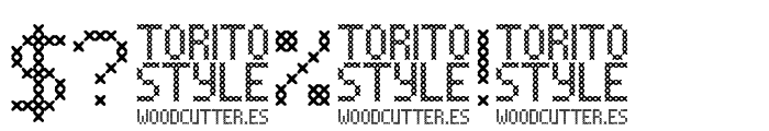 Torito Style Font OTHER CHARS