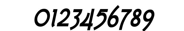 Tork Bold Italic Font OTHER CHARS