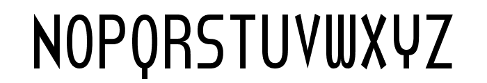 Torquemada Starved Unicode Font UPPERCASE