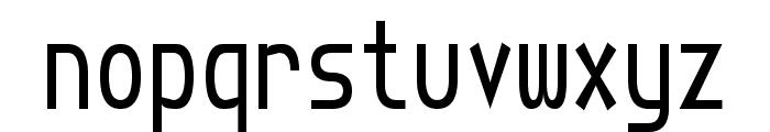 Torquemada Starved Font LOWERCASE