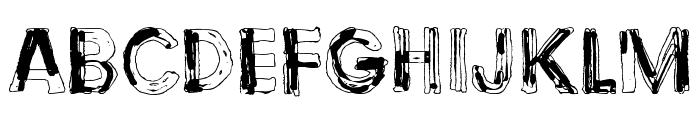 Torture, Light Font UPPERCASE