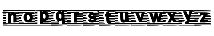 TotalEvent Font LOWERCASE
