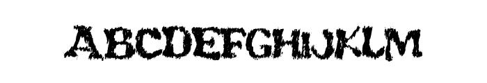 TotalFreak Font UPPERCASE