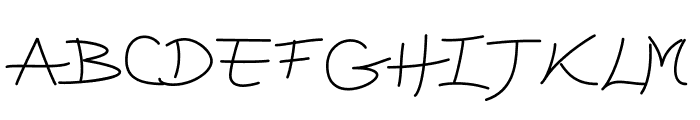 ToubibDemo Medium Font UPPERCASE