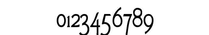 ToulouseLautrec Regular Font OTHER CHARS