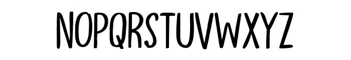 Tournedos Lite DEMO Regular Font UPPERCASE