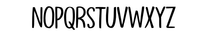 Tournedos Lite DEMO Regular Font LOWERCASE