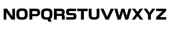 ToxigenesisRg-Bold Font UPPERCASE