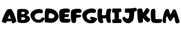 Toys R Us-Font Solid Font UPPERCASE