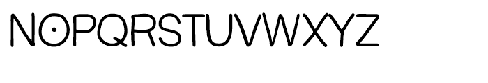 Toms Pinky Font UPPERCASE