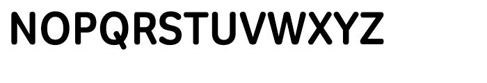 Tondo Cyrillic Signage Font UPPERCASE