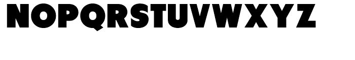 Tondu Regular Font UPPERCASE