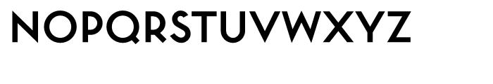 Toronto Subway Bold Font UPPERCASE